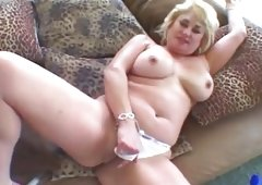 Best Big Titted Granny Dana Receives Plowed