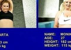 Broad heavyweight wrestling @ BBW Fight Club