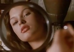 Milla Jovovich is cute & raunchy