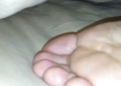 These feet need some cock juice. Please tribute