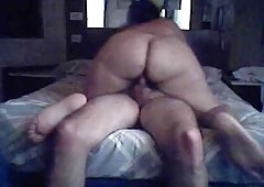 Big Butt Amateur Riding