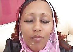 very hawt arab lady