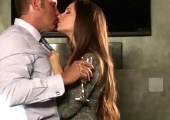 Cassidy gets a good pussy licking and the penetration that she needed